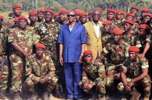 Article : 3 ans après: violences politiques et impunité, Alpha Condé perpétue la tradition