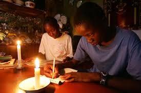 Les autres victimes du manque d'électricité: les élèves.