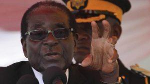 Robert Mugabe, Président du Zimbabwé
