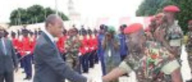 Article : Guinée : l'impossible réforme des forces de sécurité et de défense